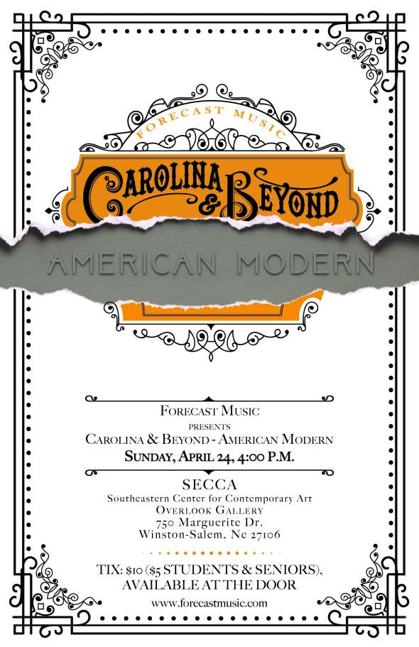 forecast nc and beyond_american modern